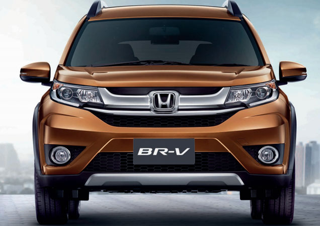 Honda BR-V full