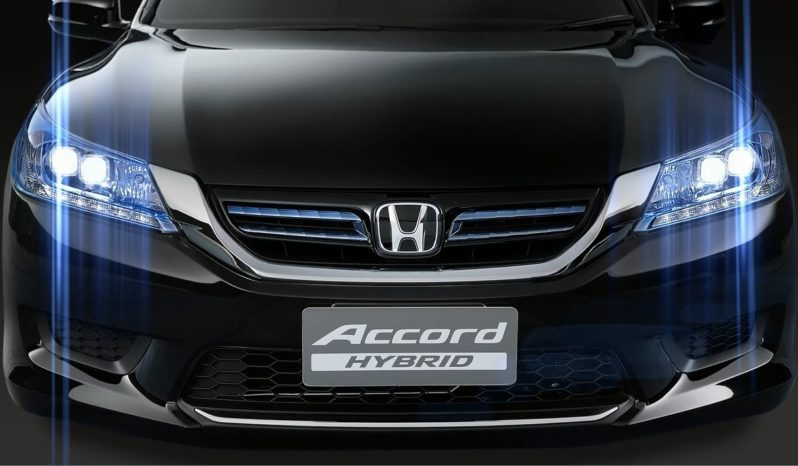 Honda Accord Hybrid full
