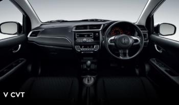 Honda Brio Amaze full