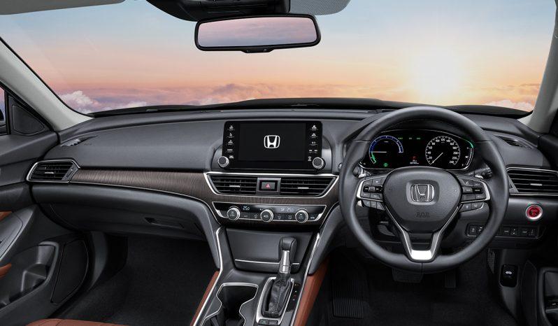 Honda Accord Hybrid full