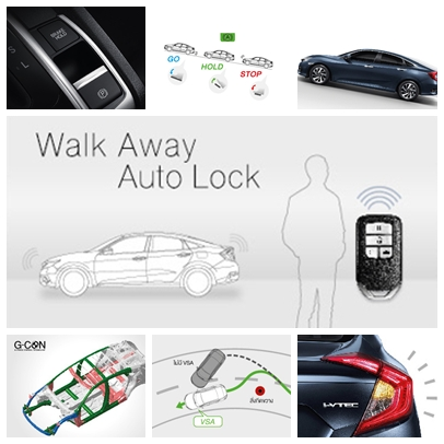 walk away autolock
