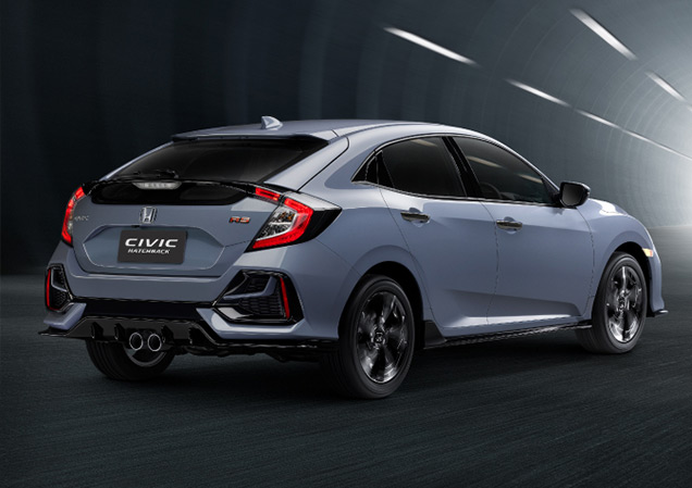 Honda Civic Hatchback full