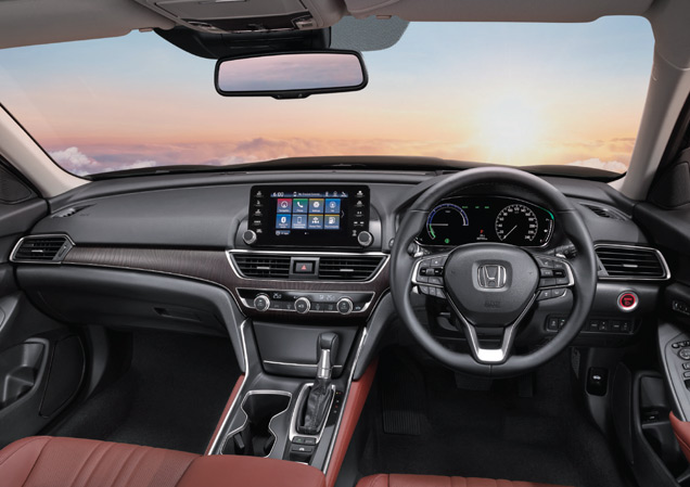 Honda Accord full