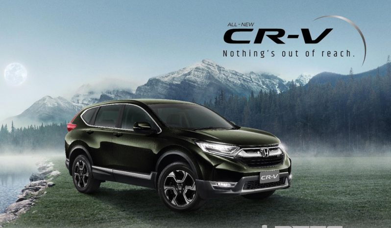 Honda CR-V full