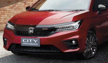 Honda City Hatchback full